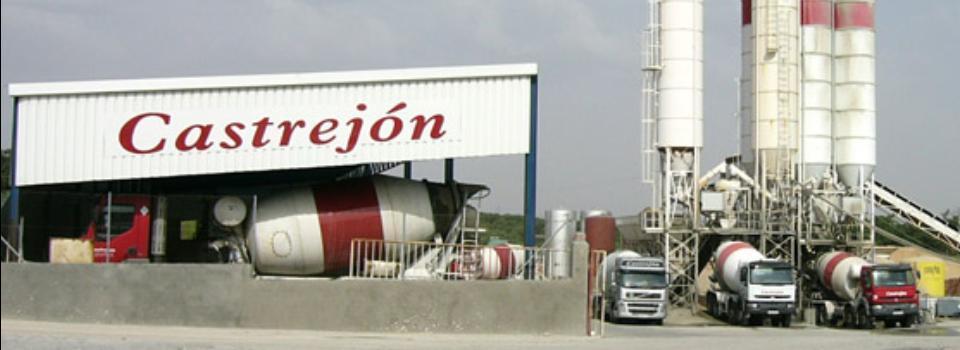 Hormigón en Talavera